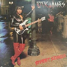 Rick James-Street Songs