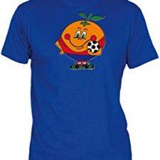 Camisetas de los 80 de Naranjito