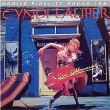 Cindy Lauper-She's so unusual