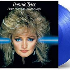 Bonnie Tyler-Faster than the speed on night