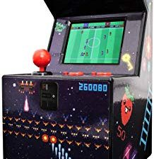 arcade de los 80 que produciría alucinaciones