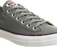 zapatillas deportivas de los 80r all stars converse grises