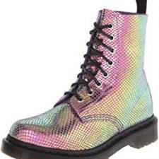 botas de los años 80 doc martens brillantes