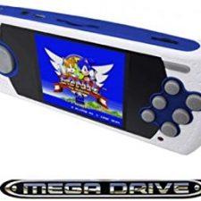 SEGA Mega Drive portátil