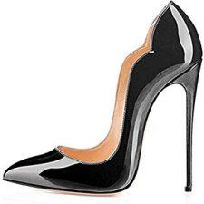 zapatos de los 80 para mujeres tacón